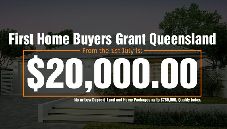 First home buyers in queensland buying off the plan homes for First home buyer plan